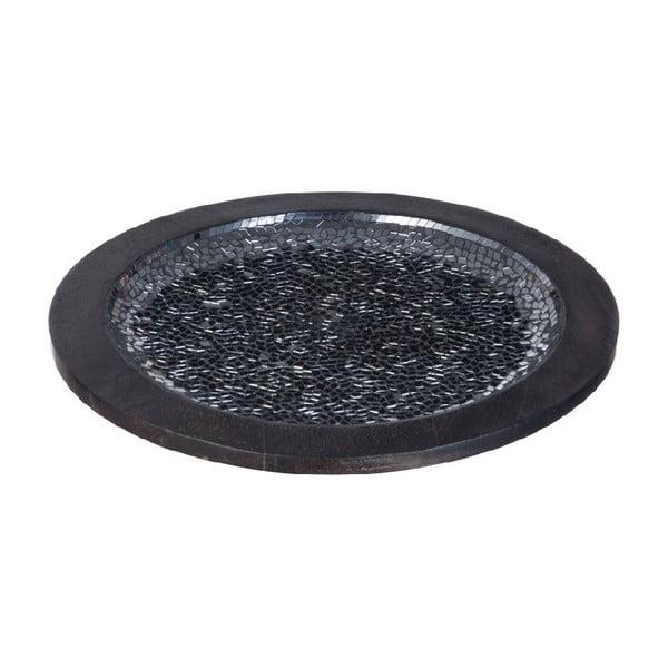 Podnos Black Mozaic S