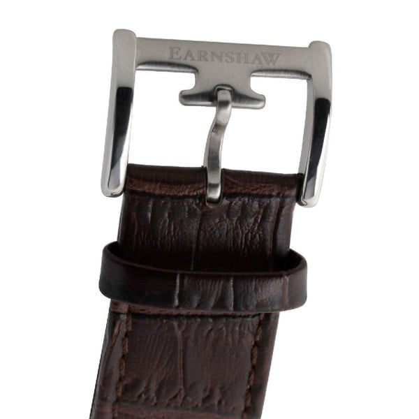 Pánske hodinky Thomas Earnshaw Brown/Grey
