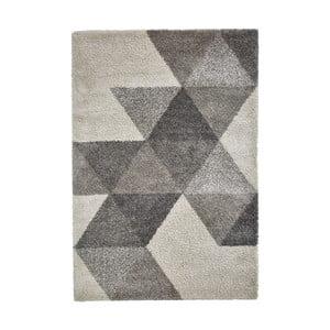 Sivý koberec Think Rugs Royal Nomad, 160 x 220 cm
