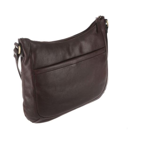 Dámska kožená kabelka Kay Cocoa