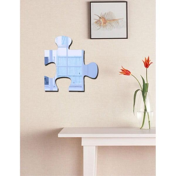Dekoratívne zrkadlo Puzzle