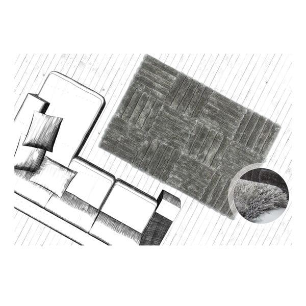 Koberec Solstice 529 Silver, 120x170 cm