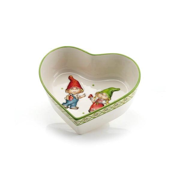 Miska Fade Elfi Heart
