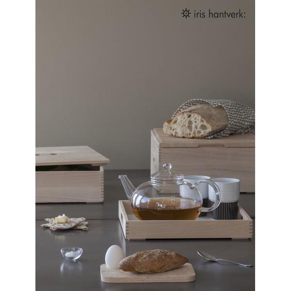 Drevená doštička na krájanie pečiva Bread