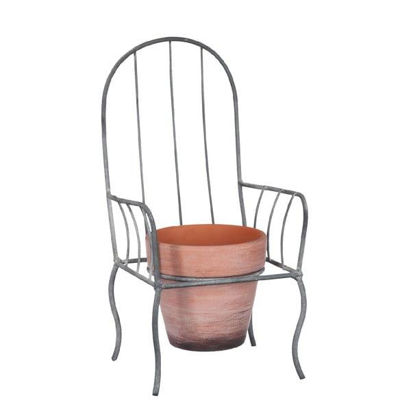 Dekoratívny kvetináč Chair S