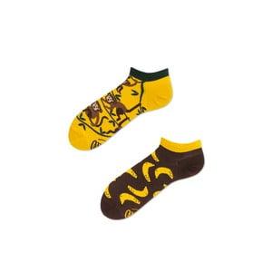 Ponožky Many Mornings Monkey Business Low, veľ. 43–46