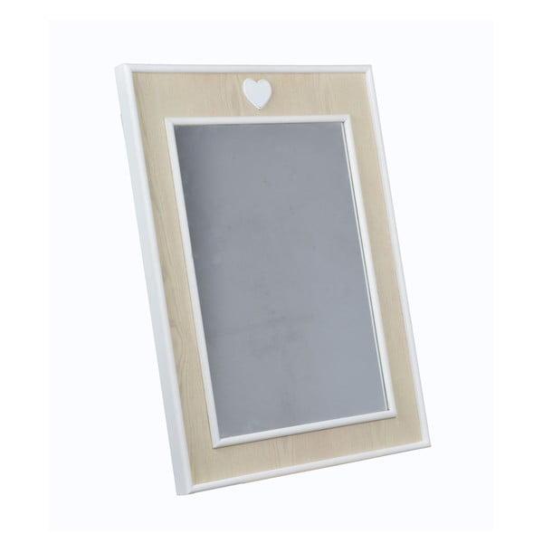 Zrkadlo Heart Mirror, 60x80 cm