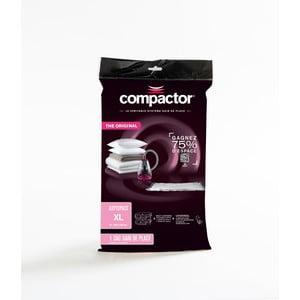 Vákuový obal na oblečenie Compactor Clear XL