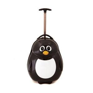 Kufrík na kolieskach Tučniak