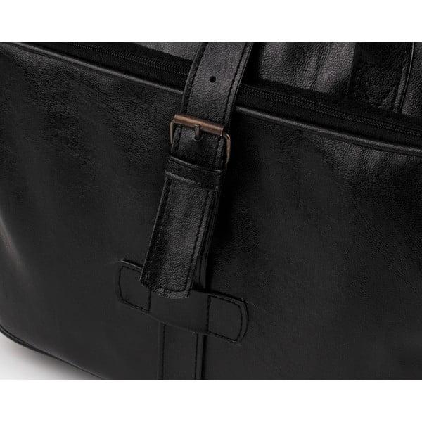 Pánska taška Solier S10, čierna