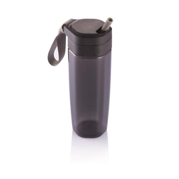 Čierna cestovná fľaša XDDesign Turner Activity
