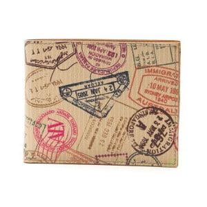 Dámska kožená peňaženka Alviero Martini Sarisma