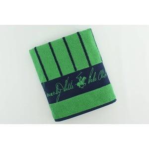 Bavlnená osuška BHPC 80x150 cm, zeleno-modrá