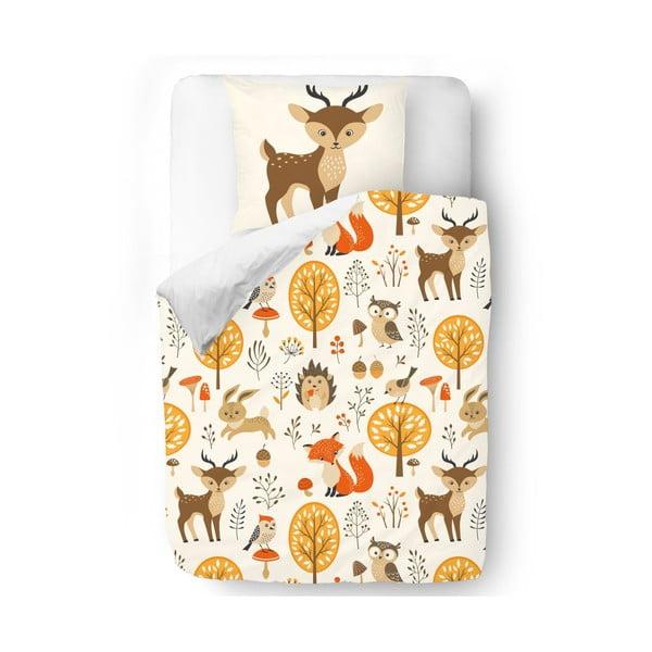 Obliečky Deer Forest, 140x200 cm