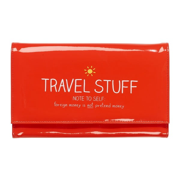 Cestovné puzdro na doklady Happy Jackson  Travel Stuff