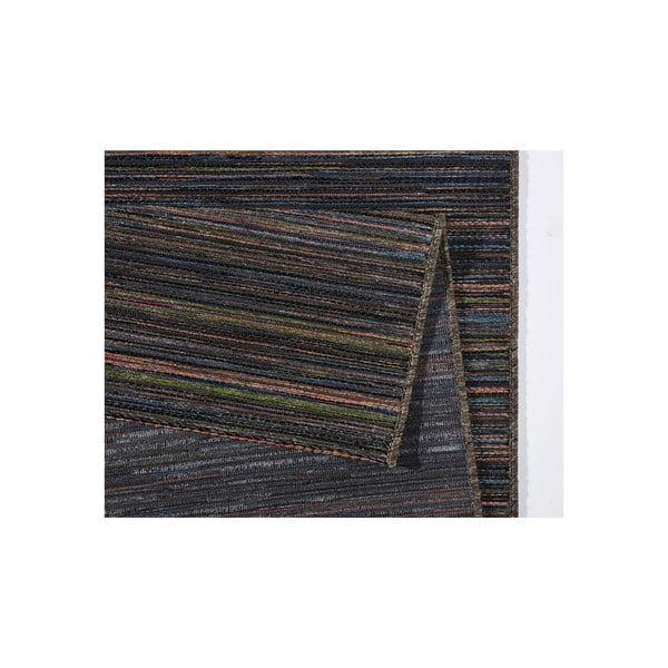 Koberec vhodný do exteriéru Lotus 160x230 cm, hnedý melír