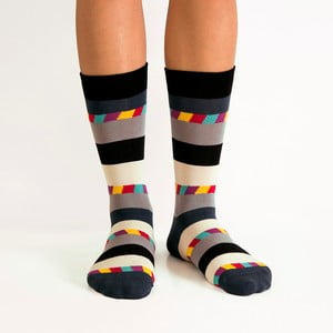 Ponožky Candy Dark, veľkosť 36-40