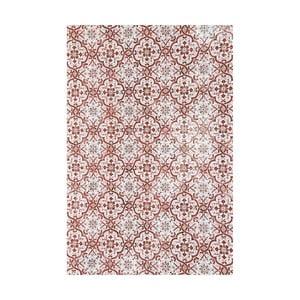 Vinylový koberec Lisboa Rojo, 133x200 cm