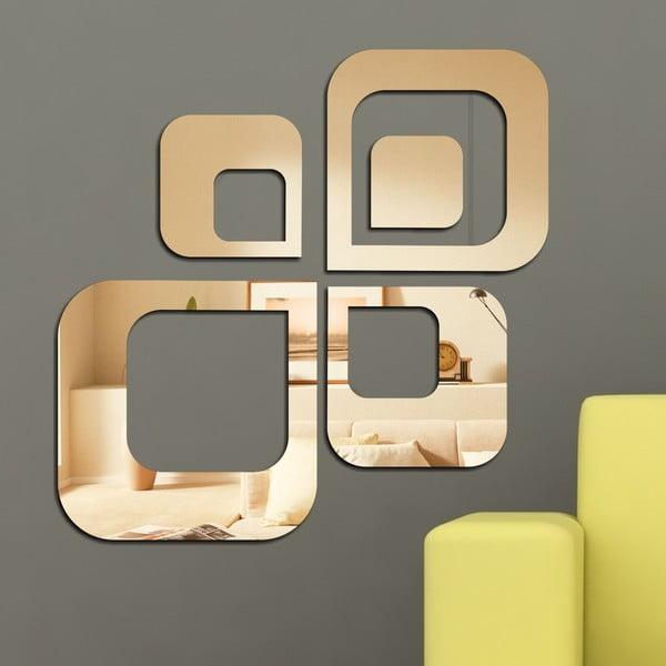 Dekoratívne zrkadlo Retro vzory
