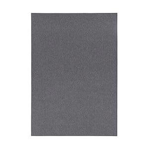 Tmavosivý koberec BT Carpet Casual, 160×240 cm