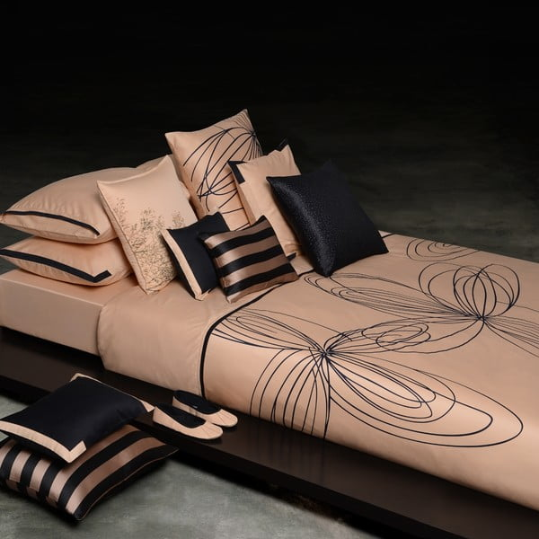 Obliečka na perinu Petals, 200x200 cm