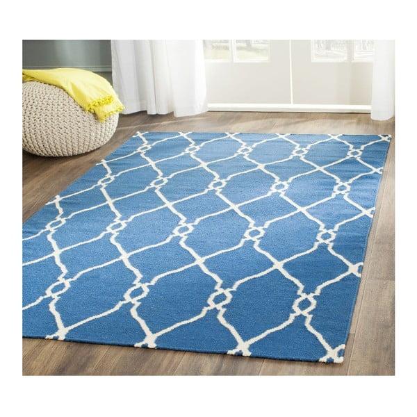 Vlnený koberec Thomas, 91x152 cm