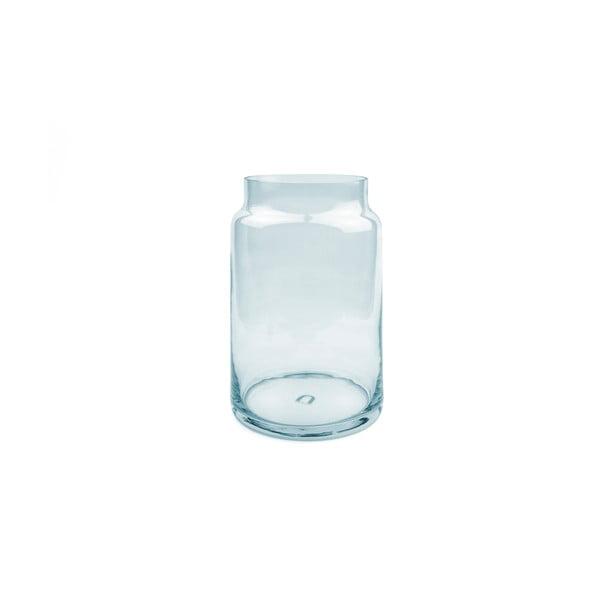 Váza Jar, aqua