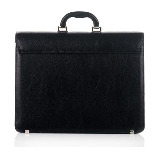 Pánska taška Solier S20, čierna