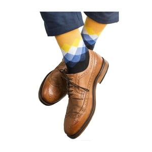 Unisex ponožky Funky Steps Cha Cha, veľkosť 39/45