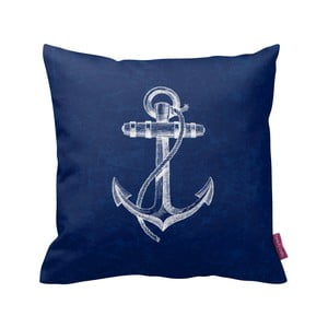Vankúš Navy Sailor, 43x43 cm