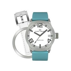 Dámske hodinky Marc Coblen s remienkom a ozdobou ciferníku naviac P11