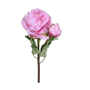 Umelá kvetina Ego Dekor Ružová pivónia
