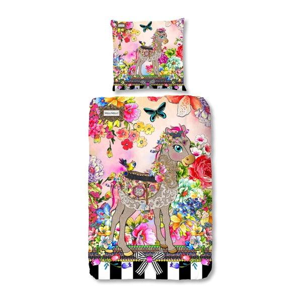 Obliečky na jednolôžko Melli Mello Miloui, 140 x 200 cm