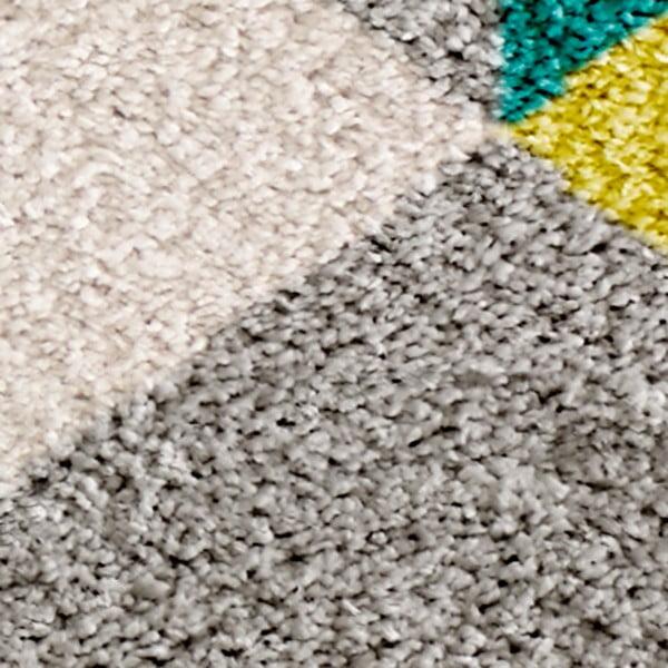 Koberec Chiffon 120x170 cm, sivý