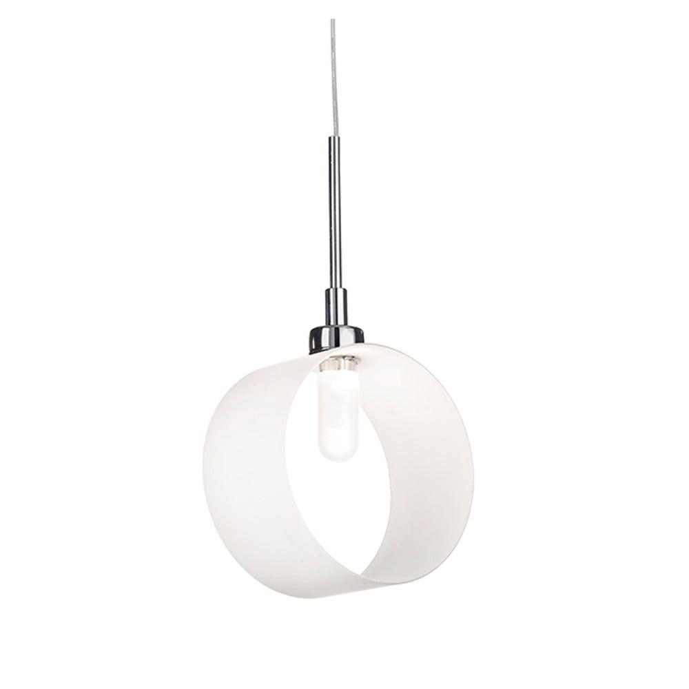 Závesné svietidlo Evergreen Lights Modern Circle White