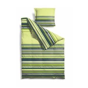 Obliečky Lime Stripes, 140x200 cm
