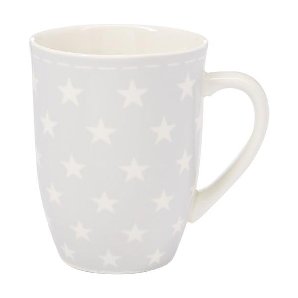 Hrnček Stars Grey