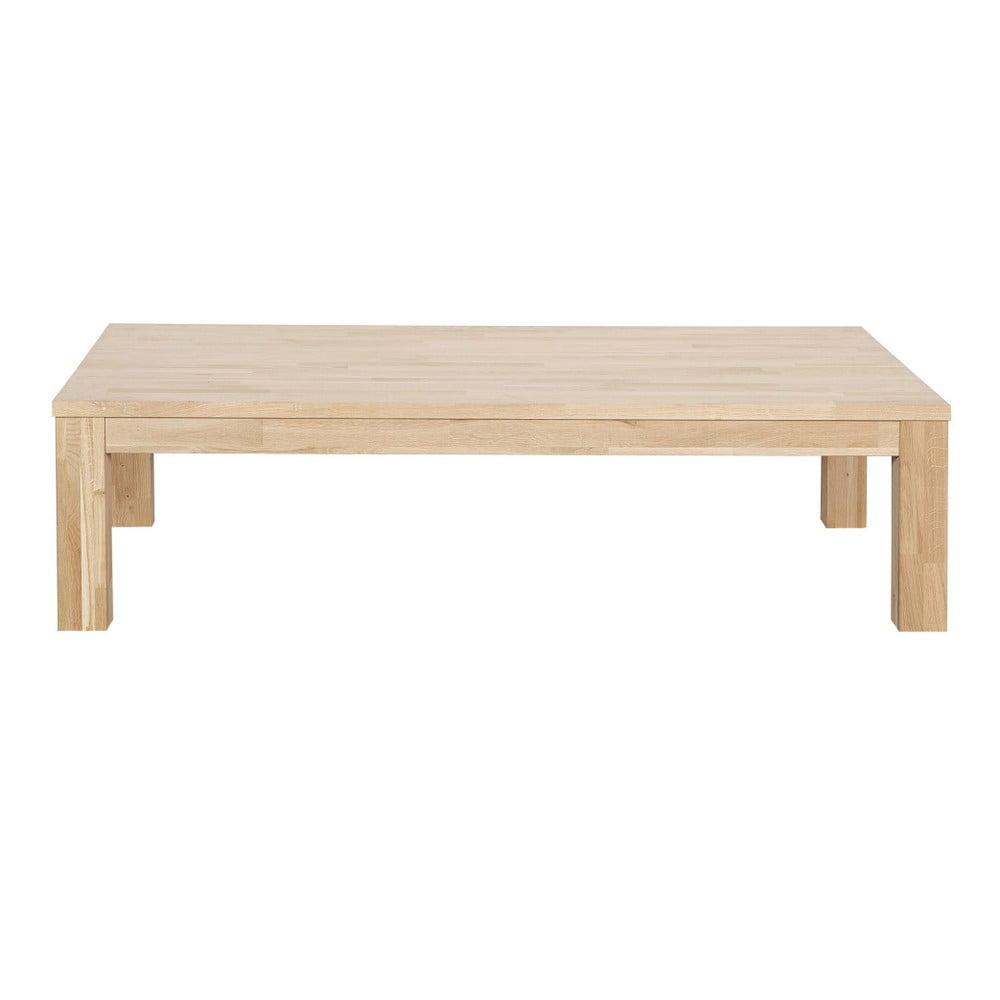 Dubový konferenčný stolík De Eekhoorn Largo, 150 x 85 cm