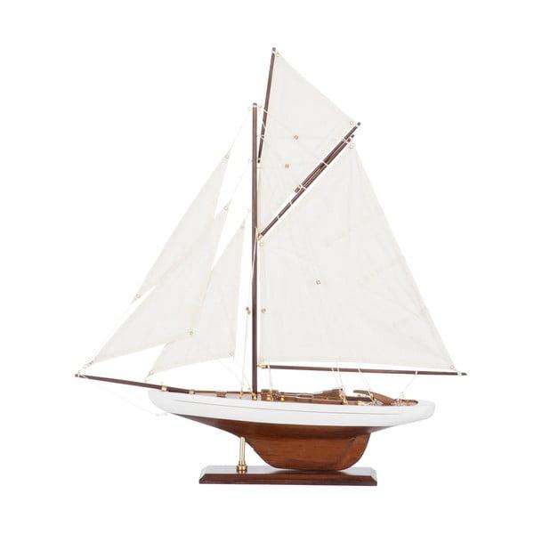 Dekoratívna loď Sail Boat, 55 cm