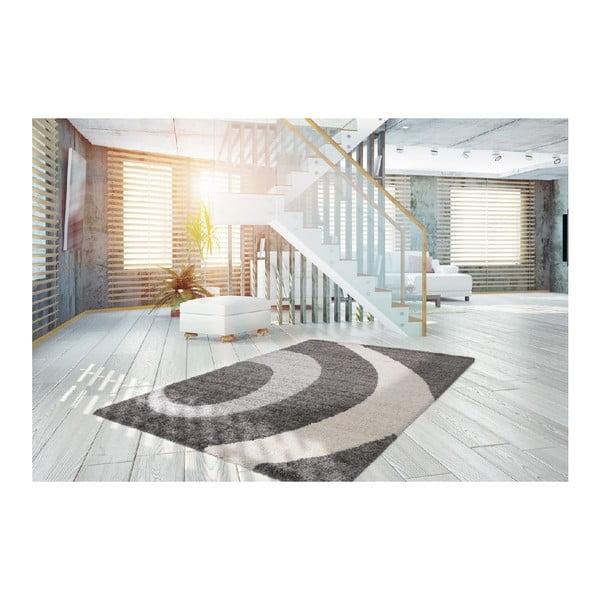 Koberec Moonwalk 3739 Silver, 170x160 cm