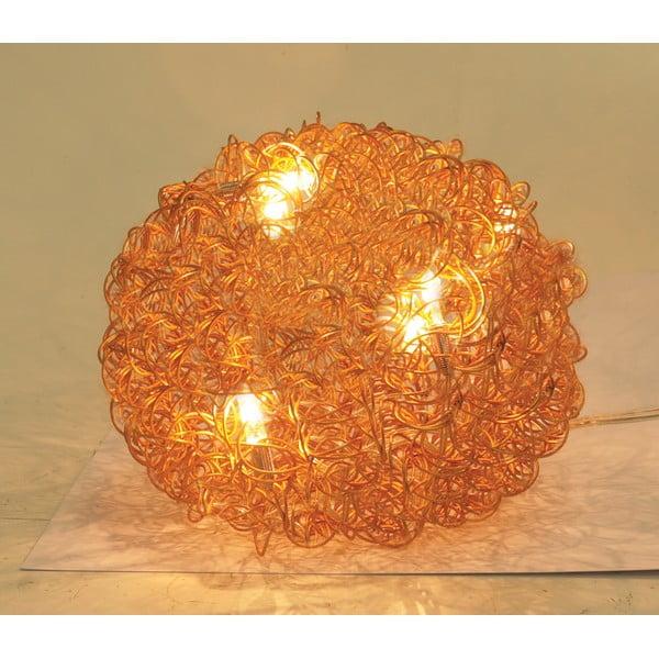 Stolová lampa Alumni 20 cm, zlatá