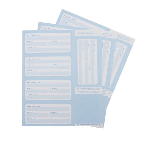 Dosky na dokumenty Busy B Family File