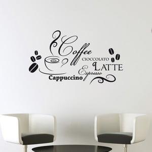 Samolepka Ambiance Design Coffee