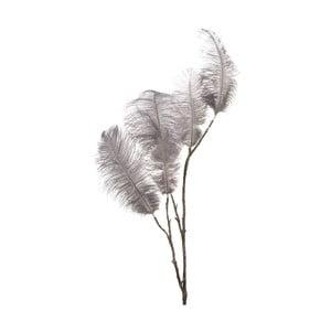 Dekorácia Feather Grey