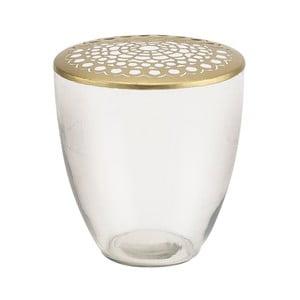 Dekoratívna váza v zlatej farbe A Simple Mess Kamelia
