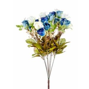 Kytica umelých modrých ruží The Mia Fiorina