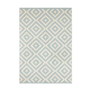 Modro-krémový koberec Hanse Home Celebration Mazzo, 160 x 230 cm