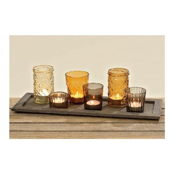 Set na svíčky Windlight