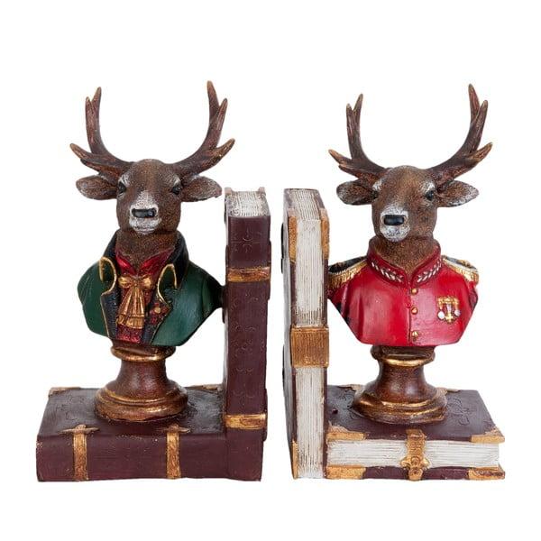 Zarážky na knihy Clayre & Eef Deer Gentlemen