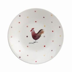 Hlboký tanier Alex Clark Rooster, 20 cm